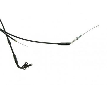 Gaskabel PTFE belagt til Derbi GPR (06-)