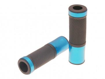 Håndtag CNC sport sort, blå