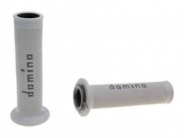 Håndtag Domino A010  grå / sort
