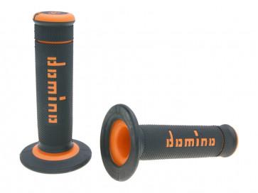 Håndtag Domino A190  sort / orange
