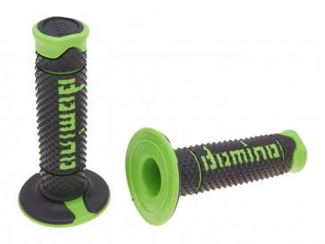 Håndtag Domino A260  sort / grøn