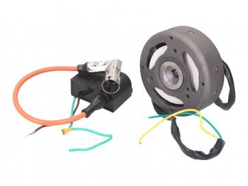 Elektronisk tænding med tændspole til puch maxi