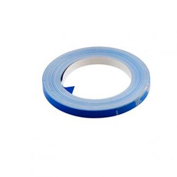 Klistermærke - Sticker Bånd Blå 6MM (10M) POUR