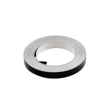 Klistermærke - Sticker Bånd SORT 9MM (10M) POUR