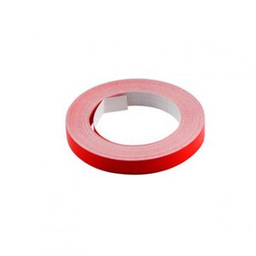 Klistermærke - Sticker Bånd rød 9MM (10M) POUR