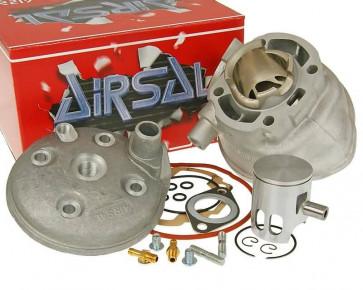 Cylinderkit Airsal sport 49.2cc 40mm til Minarelli LC