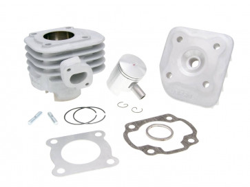 Cylinderkit Airsal T6-Racing 49.2cc 40mm til CPI, Keeway Euro 2 ø12