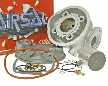 Cylinderkit Airsal sport 49.5cc 39mm til Kymco horizontal LC