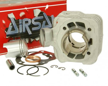 Cylinderkit Airsal T6-Racing 49.2cc 40mm til Peugeot vertical AC