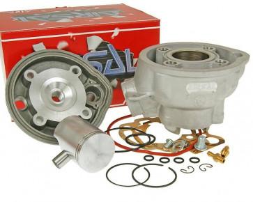 Cylinderkit Airsal Tech-Piston 49cc 40.3mm til Minarelli AM