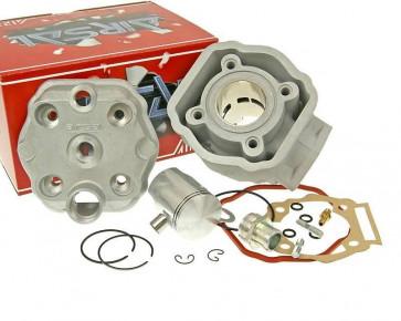 Cylinderkit Airsal Tech-Piston 50cc 39.9mm til Derbi Senda GPR, Aprilia RS RX SX, Gilera RCR, SMT (D50B0)