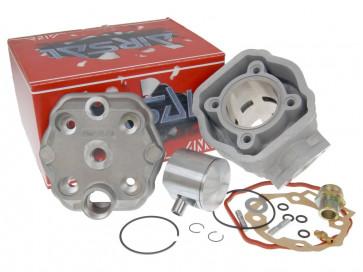Cylinderkit Airsal Tech-Piston 78.5cc 50mm til Derbi D50B0 2006-