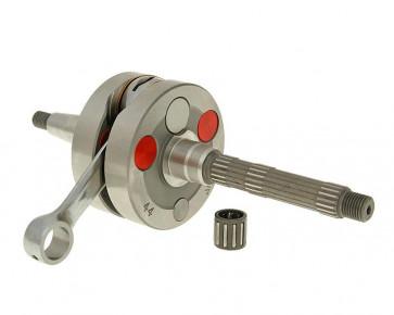 crankshaft Airsal Xtrem Hub 44mm stroke til Piaggio LC