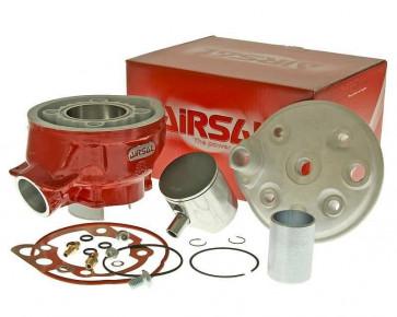 Cylinderkit Airsal Xtrem 88.3cc 50mm, 45mm til Minarelli AM