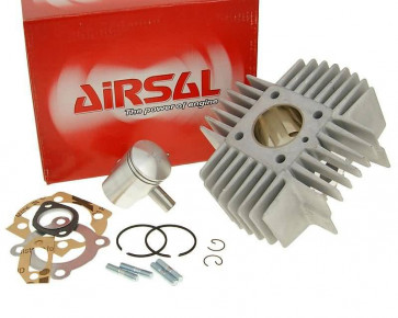 Cylinderkit Airsal sport 48.8cc 38mm til Puch Maxi (new generation)