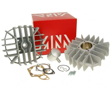Cylinderkit Airsal racing 72cc 46mm til Puch Maxi
