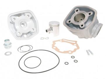 Cylinderkit Airsal sport 50cc 39.9mm, 40mm cast iron til Derbi Senda GPR, Aprilia RS RX SX, Gilera RCR, SMT (D50B0)