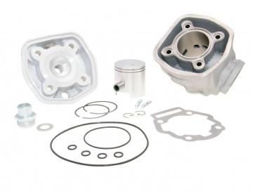Cylinderkit Airsal sport 69.4cc 47mm, 40mm til Derbi Senda GPR, Aprilia RS RX SX, Gilera RCR, SMT (D50B0)