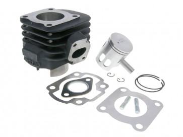 Cylinderkit Airsal sport 49.2cc 40mm, 39.2mm cast iron til Minarelli AC