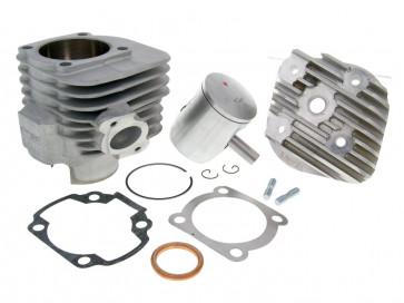 Cylinderkit Airsal w/ Cylinderhead 90cc til Arctic Cat 90, DS90, Polaris 90