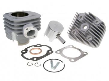Cylinderkit Airsal T6-Racing 69.5cc 47.6mm til CPI, Keeway Euro 2 ø12