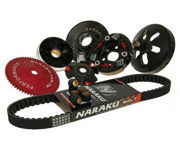 "Naraku variatorkit til 12"" hjul"