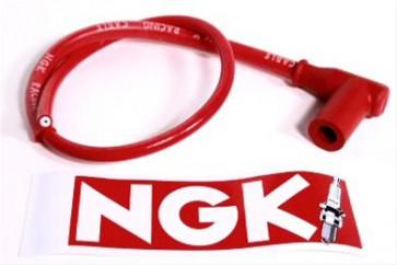 Tændrørskabel - NGK Racing silikone
