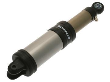 Støddæmper - Doppler Evolution 275mm (sort)