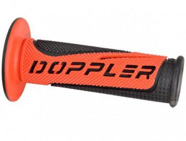 Håndtag Doppler radical sort/orange
