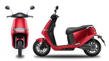 Ecooter E2 elscooter rød 30/45km