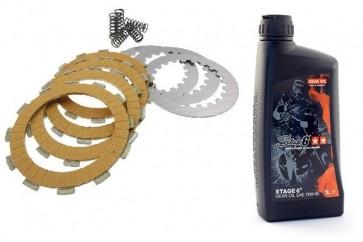 Stage6 Racing Carbon kobling  inkl olie