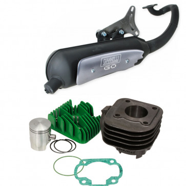 Sportspakke 50cc CPI/VGA