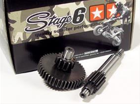 Primærgearing, Stage6 Suzuki A
