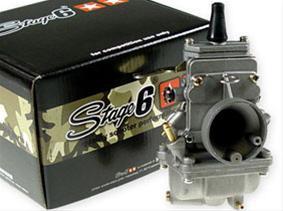 Stage6 fladsspjældskarburator 24mm(Mikuni)