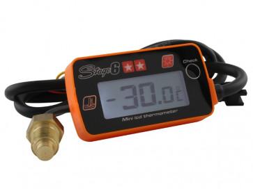 Temperaturmåler - Stage6 MKII orange