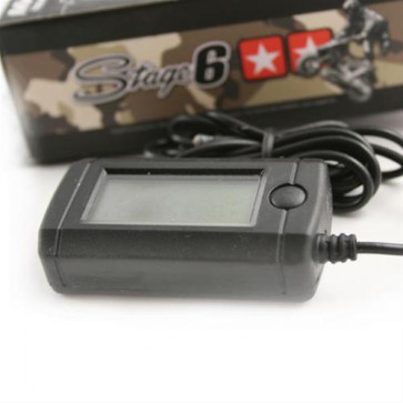 Stage6 motor tachometer