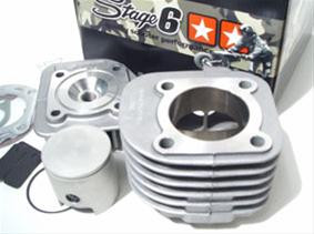 Cylinderkit Stage6 RACING 50cc