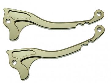 Stage6 SSP bremseklinger - Titanium