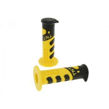 Håndtag TNT 922X gul, sort
