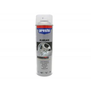 Clearcoat Presto blank til feltspray 500 ml