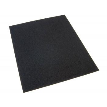Tørt sandpapir P120 230 x 280mm