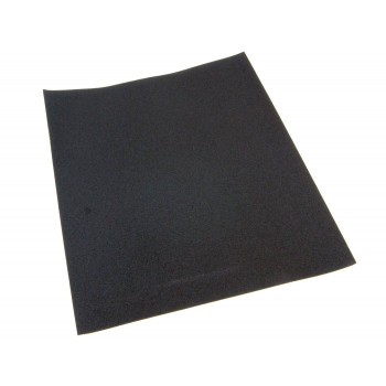 Tørt sandpapir P180 230 x 280mm