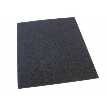 Tørt sandpapir P80 230 x 280 mm