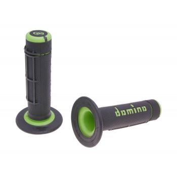 Håndtag Domino A020    sort / grøn