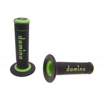 Håndtag Domino A190  sort / grøn