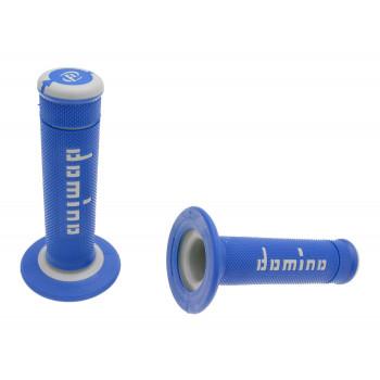 Håndtag Domino A190  blue / grå