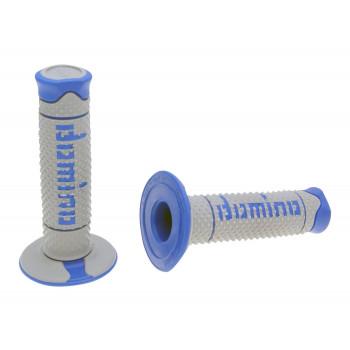 Håndtag Domino A260  grå / blue