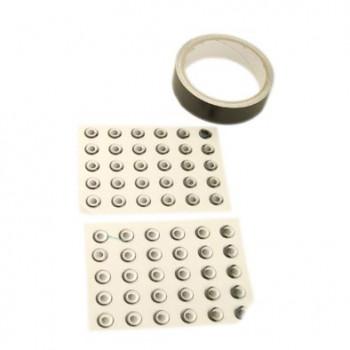 Klistermærke - Sticker (PLANCHE)
