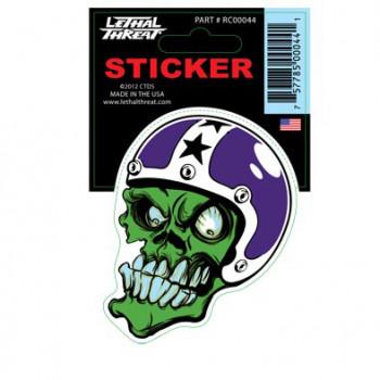 Klistermærke - Sticker (7X11CM)  RC00044