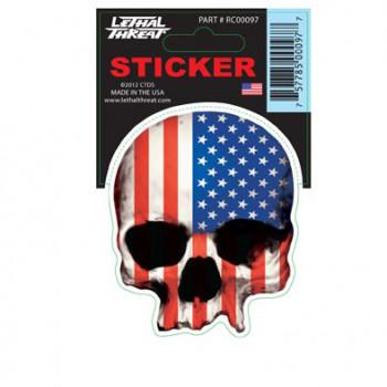 Klistermærke - Sticker  (7X11CM)  RC00097